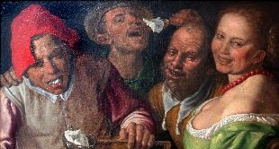 RICOTTA EATERS BY VICENZO CAMPI (THE)